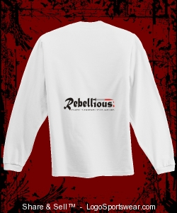 REBELIOUS.  pure character wear. Design Zoom