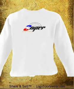 SNIPER. precision fit wear. Design Zoom